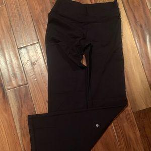 LuluLemon Yoga pants. Size 8